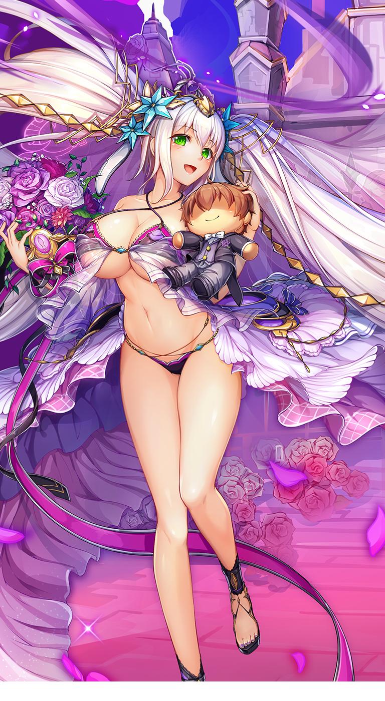 [闇夜の婚礼]ガイア